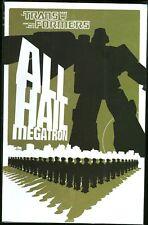 Transformers All Hail Megatron exclusive TPB Vol 1 & 2 New Unread Guido Guidi NM