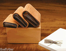 DELUXE SPENT STONEFLY WING -- 3 CUTTER SET with Wood Caddy Fly Tying