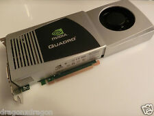 NVIDIA Quadro fx5800 tarjeta de vídeo, 4gb RAM, CAD/Fotografía/Photoshop, 1j. garantía