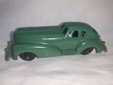 Vintage Manoil Coupe 707 Green 4.5""