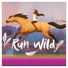 Dreamworks Spirit Riding Free Party Lunch Napkins (16) Am.
