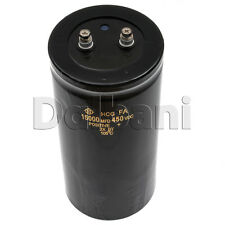 Pulled 2 Screw Terminal Capacitor 450V 15000UF 90mm Dia. 190mm Height