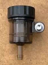 Triumph Street Triple 765 R RS OEM Master Cylinder Rear Brake Fluid Reservoir