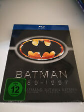 Batman 1989-1997 Blu-ray 07/15