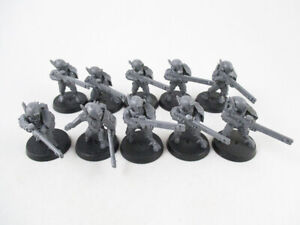 Fire Warriors [x10] Tau Empire [Warhammer 40,000] Assembled