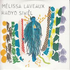 MELISSA LAVEAUX Radyo Siwel 2018 French 12-track promo CD SEALED