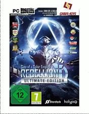Sins of a Solar Empire Rebellion Ultimate Edition Steam Key Global Blitzversand