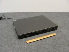 Sony MDS-E11 Professional Minidisc Recorder