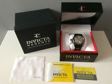 Montre Invicta 1848 Russian Diver Black Poly Silver Skeleton  Diesel Tissot