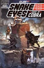 SNAKE EYES Agent of Cobra #2 Subscription VARIANT COVER