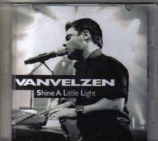 Van Velzen-Shine A Little Light Promo cd single