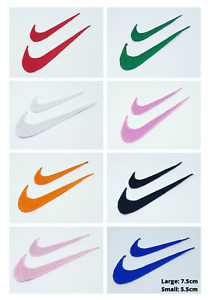 Just do it Sports Nike Logo T-Shirt Iron on Sew on Embroidered Patch