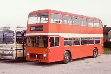 TRENT CONVERTED BNU681G  6x4 Quality Bus Photo