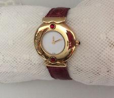 Haute Couture COURREGES Damenuhr Vergoldet  Uhr Vintage watch