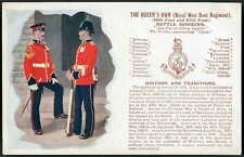 Kent Military Postcards