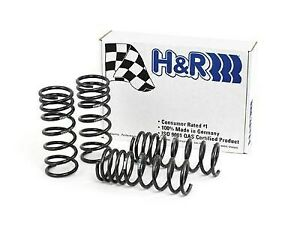 H&R Sport Lowering Springs for 1998-2005 VW Passat Wagon 1.8T 2WD