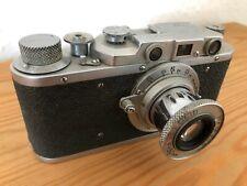 """FED 1 /  """"309643""""  schöne 35mm  Kamera mit Objektiv"""
