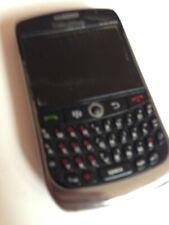 BlackBerry  Curve 8900- Schwarz (Ohne Simlock) Smartphone