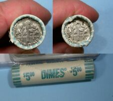 Mystery Dime Batdorf Tight Wrapped Roll Marked 80 18-19