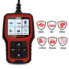 Ancel AD410 OBD2 OBD Auto Scanner Code Reader Check Engine Light Diagnostic Tool