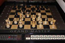 RARE Vintage Milton Bradley 1982 Electronic Grand Master Chess Robot Computer