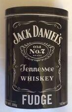 Gardiners jack daniel's tennessee whiskey fudge 300g boîte cadeau