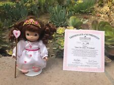 "Precious Moments Porcelain Doll, Wizard of Oz Collection: Glinda in ""Wave The Wa"
