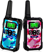 Sun-Team Toys for 3-10 Year Old Boys Girls, Range Up to 3 Miles Walkie Talkies