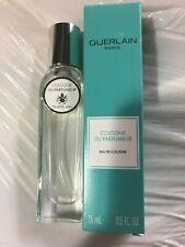 Cologne Du Parfumeur by Guerlain 0.5 OZ 15ML Eau De Cologne Spray NEW