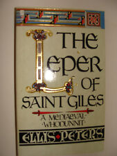 5th Chronicle of Brother Cadfael Ellis Peters The Leper of Saint Giles 1989
