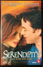 Serendipity VHS Tape English with dutch subs