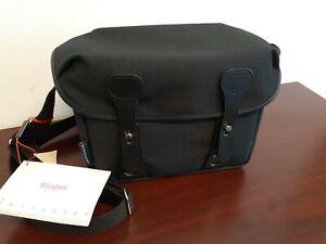 New Billingham Camera Bag (Black FibreNyte / Black #52028