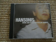 Hansonis Drink and Drive with Dylan Thomas - CD