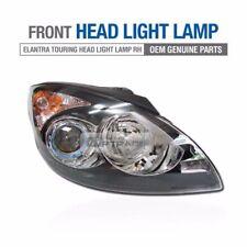 OEM Black Bezel Projection Head Light RH for HYUNDAI 2008-2012 Elantra Touring