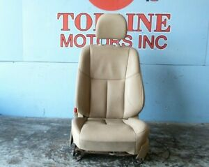 2013 13 2014 14 2015 15 NISSAN ALTIMA DRIVER/LEFT FRONT LEATHER SEAT OEM