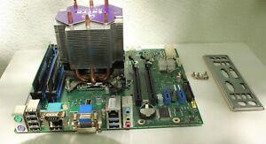 Mainboard FUJITSU D3222-B12 GS 3 USB 3.0  Socket 1150 CPU Intel G3250 8GB RAM