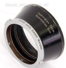 Leica ITDOO A42 Parasol Para LEITZ Summaron 3.5 cm 1:3 .5 & Summicron 5 cm/50 mm