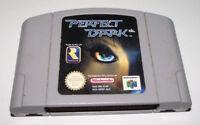 Perfect Dark Nintendo 64 N64 PAL