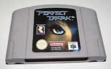 Perfect Dark Nintendo 64 N64 PAL