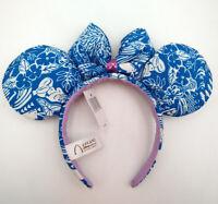Disneyland Disney Parks Aulani Hawaii Rare Spako Olina Minnie Ears Headband