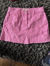 Next Age 11 Denim Skirt