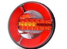 1 x  LED Rückleuchte 3 fach Wisch-Blinker LKW PKW  Anhänger  Leuchte   12V-24V