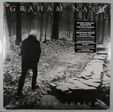 "GRAHAM NASH This Path Tonight SEALED LTD RSD VINYL ALBUM + 7""/Record Store Day"