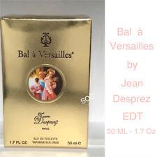 Bal a Versailles by Jean Desprez 1.7 Fl Oz- 50 ML Eau de Toilette Spray, New