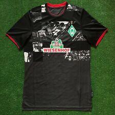 Umbro Werder Bremen 2020-21 Third Kit STADT TRIKOT Sondertrikot Ausweich