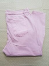 LEVEL 99 WOMEN'S SIZE 24W PINK JEGGINGS JEANS