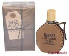 Fuel For Life by Diesel 1.7oz/50ml Edt Spray For Men New In Box