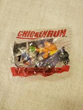 New Chicken Run 2000 Burger King Toys sealed in package #1