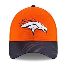 NFL Denver Broncos New Era 2016 Official Sideline 39THIRTY Cap, M/L