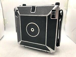 ✈FedEx【Exc+5】Linhof Master Technika 45 RF 4x5in Film Camera from JAPAN